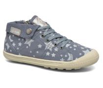 Letty Stars Sneaker in grau
