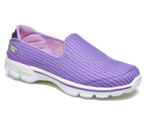Go Walk 3 Sportschuhe in lila