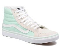 Sk8Hi Slim W Sneaker in blau