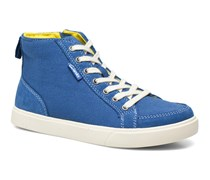 Club Pop Sneaker in blau