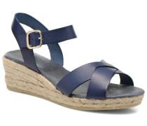 Inof Sandalen in blau