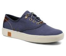 Amherst Oxford Sneaker in blau