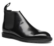 Wilde Stiefeletten & Boots in schwarz