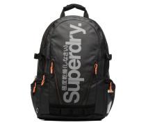 Mega Ribstop tarp backpack Rucksäcke für Taschen in schwarz