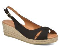 Mungo Sandalen in schwarz