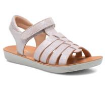 Goa Spart Sandalen in rosa