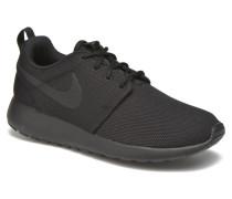 W Roshe One Sneaker in schwarz