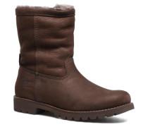 Fedro Igloo C12 Stiefeletten & Boots in schwarz