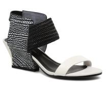 Raiko Sandalen in schwarz