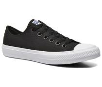 SALE 37%. Chuck Taylor All Star II Ox M Sneaker in schwarz