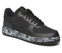 Air Force 1 Sneaker in schwarz