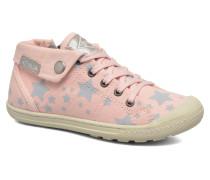 Letty Stars Sneaker in rosa