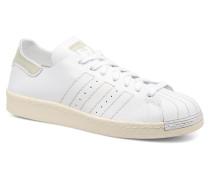 Superstar 80S Decon Sneaker in weiß