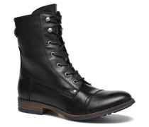 Munie Stiefeletten & Boots in schwarz