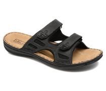 Brokey Sandalen in schwarz