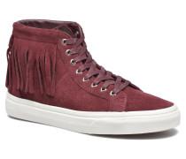 SK8Hi Moc Sneaker in rot