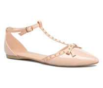 Honour Ballerinas in beige