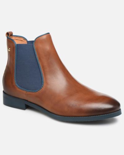 Royal W4D8637ST Stiefeletten & Boots in braun