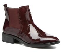 Zali Stiefeletten & Boots in weinrot