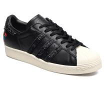 Superstar 80S Cny Sneaker in schwarz