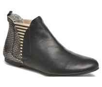 Patch Rock Stiefeletten & Boots in silber