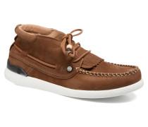 Landom Hi Sneaker in braun