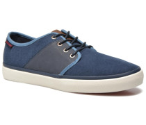 JJ Turbo Sneaker in blau