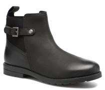 Abia Gore Bootie Stiefeletten & Boots in schwarz