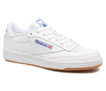 Club C 85 Sneaker in weiß