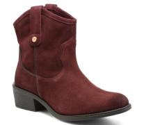 Bastrop Stiefeletten & Boots in weinrot