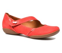 Felicia Plum Ballerinas in rot