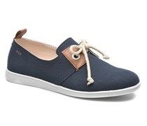 Stone One Twill M Sneaker in blau