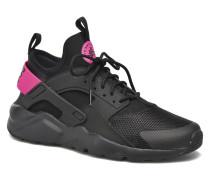 Air Huarache Run Ultra Gs Sneaker in schwarz