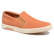 MANU H Sneaker in orange