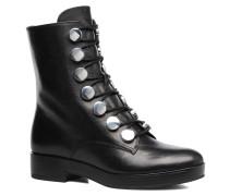 Paula Stiefeletten & Boots in schwarz