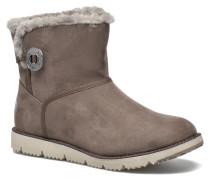 Faki Stiefeletten & Boots in grau