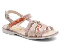 Chouette Sandalen in rosa