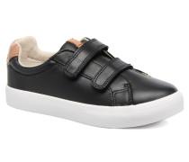 Brill Rap Sneaker in schwarz