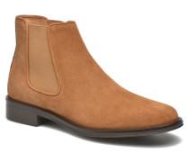 Newton chelsea suede Stiefeletten & Boots in braun