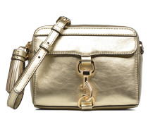 Mab Camera bag Handtasche in goldinbronze
