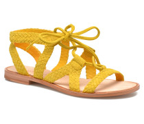 Sandra 11 Sandalen in gelb