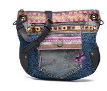 Brooklyn Exotic Jeans Handtaschen für Taschen in blau