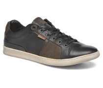 Tulare Pt Toe Cap Low Lace Sneaker in schwarz