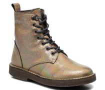 Carolina Stiefeletten & Boots in goldinbronze