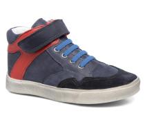Karamel Sneaker in blau