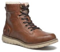 Muska Stiefeletten & Boots in braun