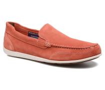 Bl4 Venetian Slipper in orange