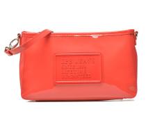 Pochette Verni Mini Bags für Taschen in rot
