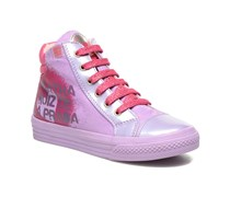 Mini Lollipop Sneaker in lila