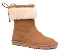Pollie Stiefeletten & Boots in braun